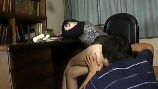 japan milf was caught by boy when she masturbate -pt2 on hdmilfcam.com