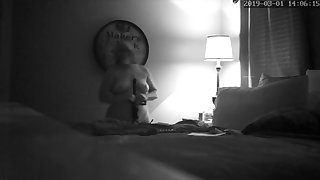 hidden camera masturbating wife
