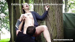 old phelippe fucks dirty teressa bizzare in nature