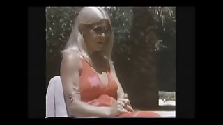 erotic blonde have sex in pool retro&vintage videoclip #3